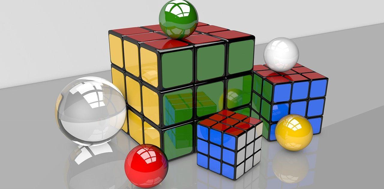Caractéristiques du Rubik's cube image