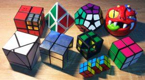 Rubik's cube Caractéristiques