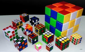 Rubik's cube avantages