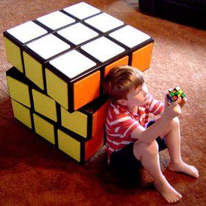 Le Rubik's cube histoires